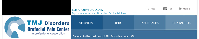 Jaw Pain, TMJ Disorder Orofacial Pain Center